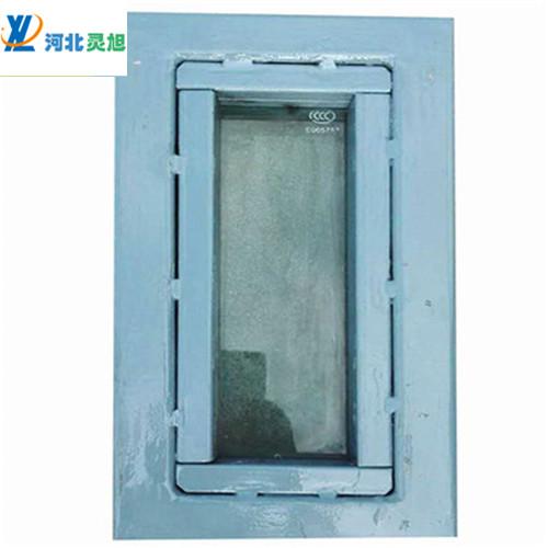 防爆窗是用什么材料防爆窗