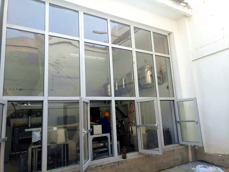 防爆窗材料标准及检测结论